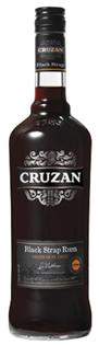 Cruzan Rum Black Strap 750ml